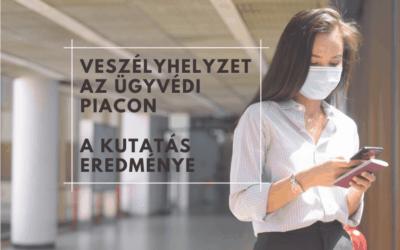 Veszélyhelyzet az ügyvédi piacon – ügyvédek, ügyvédjelöltek és a koronavírus